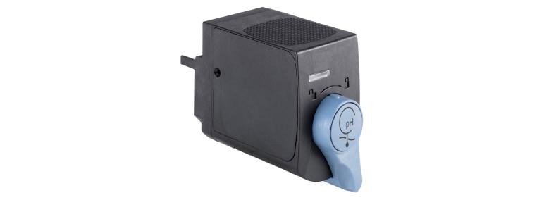 Sensor-Cubes für die  pH-Wert-Messung