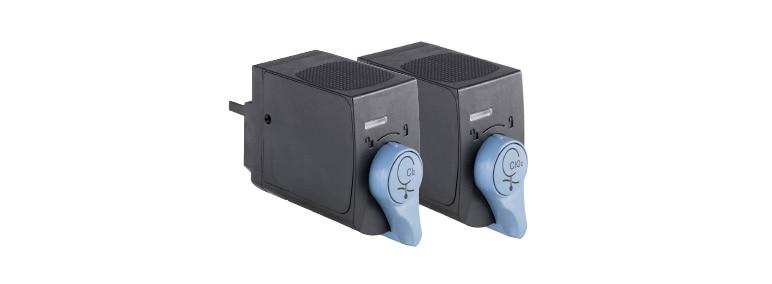 Sensor-Cubes für die Chlormessung